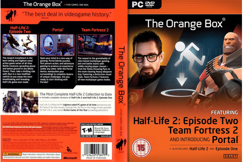 At this time every year, I replay The Orange Box. It still ...