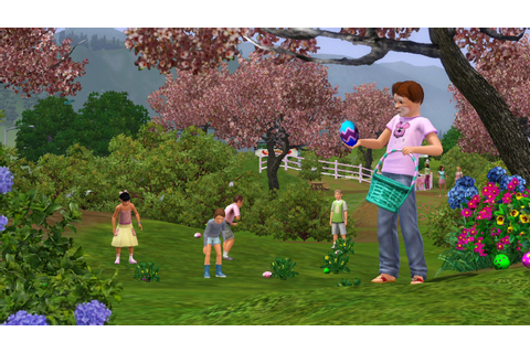 The Sims 3 Seasons Free Download - Ocean Of Games