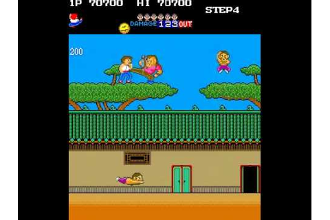 Game of the day 1047 Shaolin's Road (少林寺への道) Konami 1985 ...