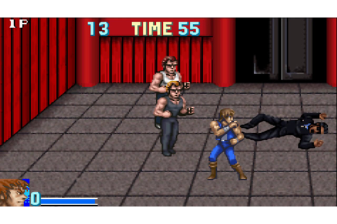 DOUBLE DRAGON ADVANCE- SURVIVAL GAME 5-8-19 - YouTube