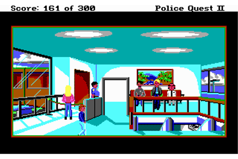 Police Quest 2: The Vengeance - My Abandonware