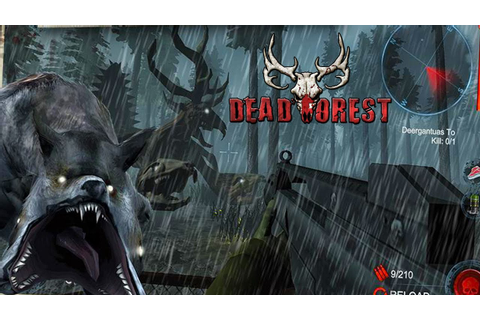 Dead Forest Zombie Deer Hunter Mission 4-8 [Android/iOS ...