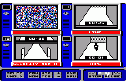 Hacker II: The Doomsday Papers (1986) by Activision ...