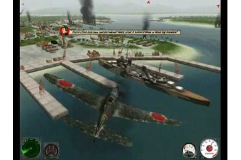 Attack On Pearl Harbor :Jap.: Mission #1 - YouTube