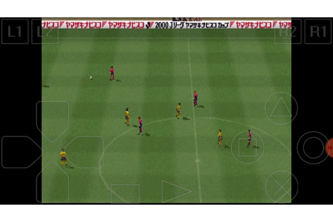 Winning eleven 2000 , main sampai Penalty (PK) - YouTube