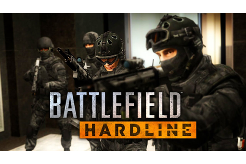 Battlefield Hardline Gameplay - YouTube