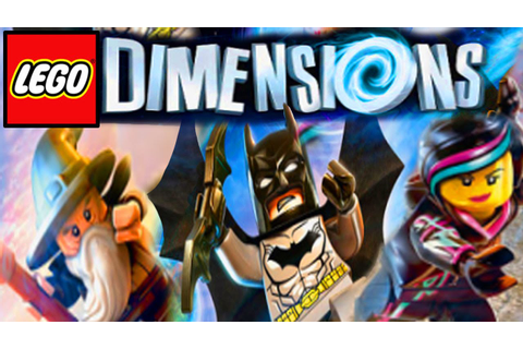 LEGO Dimensions Game Gameplay Trailer 1080p PS4 XBOX PC ...