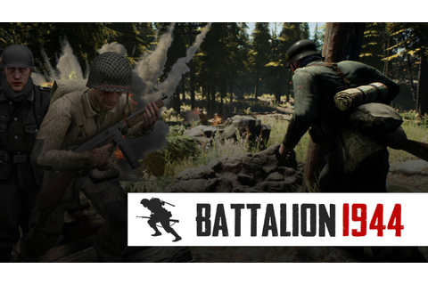 Battalion 1944 - 2016 World War 2 Game - Announcement ...