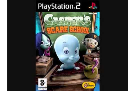 Casper's Scare School Spooky Sports Day Wii Gameplay Pa ...