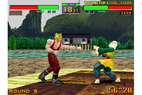 Virtua Fighter 2 PC 368 MB HighlyCompressed - SFK GAMES