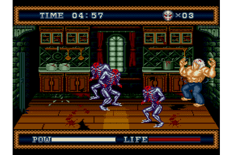Splatter House 3 Screenshots | GameFabrique