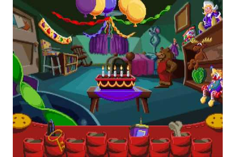 Billy's Retro Computer Games: Fatty Bear's Birthday ...
