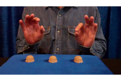 Three Shell Game - Learn This Easy Con Artist Game Magic ...