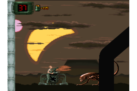 Alien 3 - Snes Returns