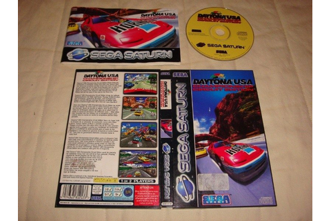 Daytona USA Championship Circuit Edition (1996) by Sega ...
