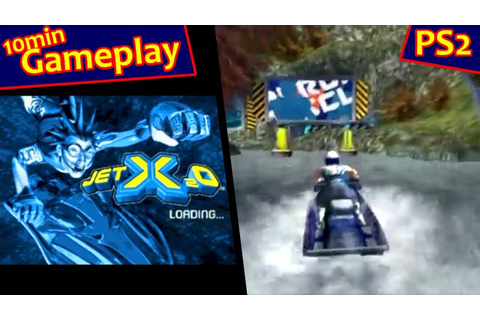 Jet X2O ... (PS2) - YouTube