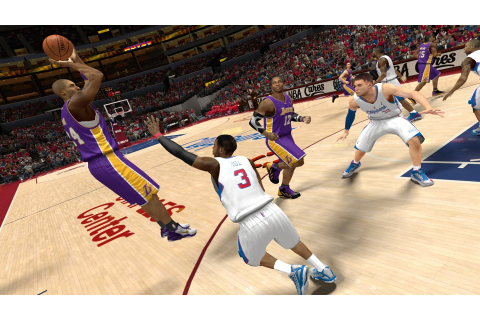 NBA 2K13 Screenshots, Pictures, Wallpapers - Wii U - IGN