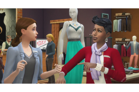 The Sims 4 - Get to Work - Download Free Full Games ...