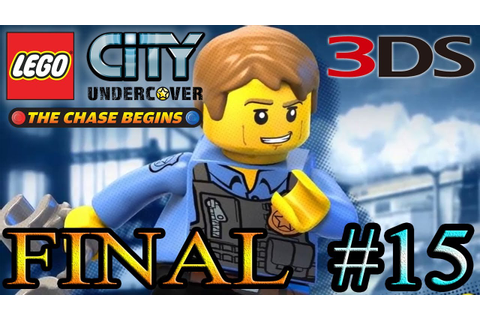 Lego City Undercover The Chase Begins (3DS) - Parte 15 ...