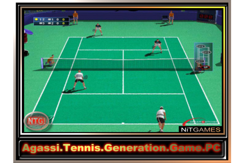 Download - Agassi.Tennis.Generation.Game.PC.RIP.NTG! 229MB ...
