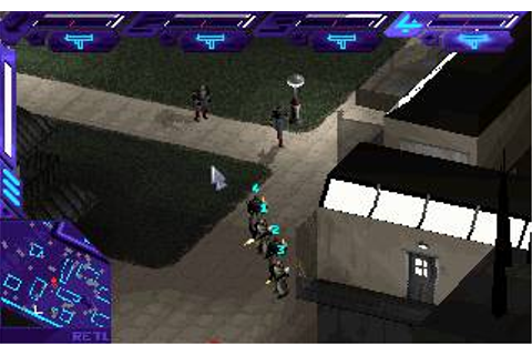 Syndicate Wars Download (1996 Strategy Game)