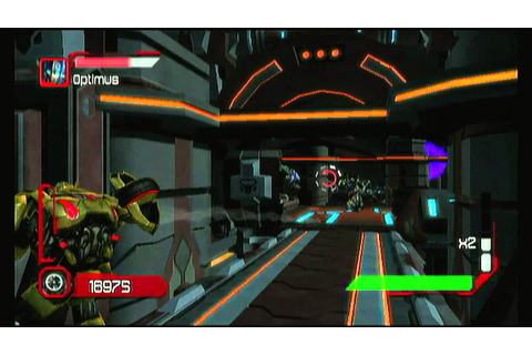 Transformer Cybertron adventures WII Walkthrough Autobots ...