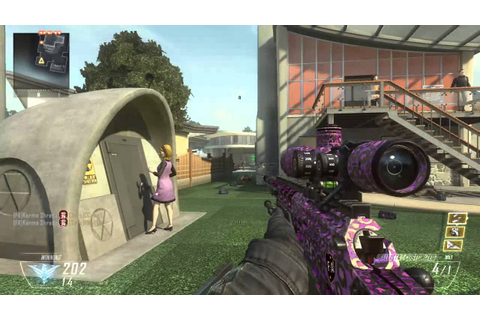 Karma Shredz - Black Ops II Game Clip - YouTube
