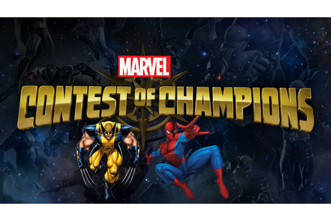 MARVEL Contest of Champions (by Kabam) - iOS / Android ...