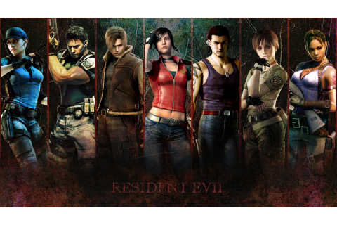 Resident Evil - All Main Games Ranked From Worst To Best ...