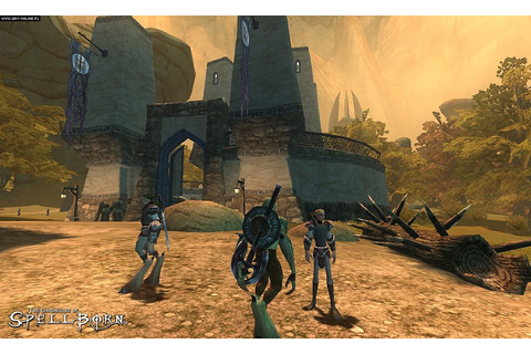 The Chronicles of Spellborn - galeria screenshotów ...