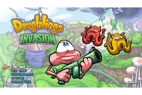3rd-strike.com | Doughlings: Invasion – Review