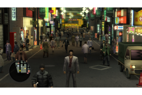 Yakuza 1 & 2 HD Edition New Trailer & Screenshots - oprainfall