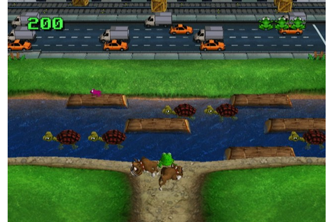 Frogger Returns Review - WiiWare | Nintendo Life