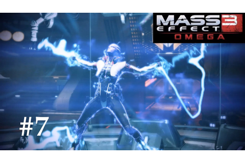 Mass Effect 3 Omega DLC (Part 7) - Afterlife (Ending ...