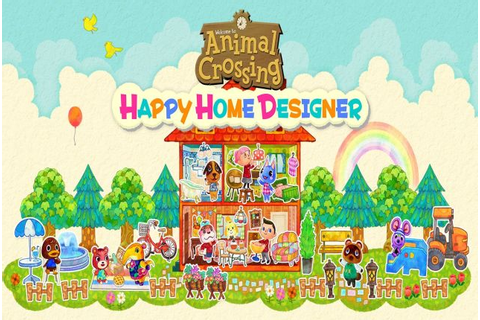 Animal Crossing: Happy Home Designer (Test) | N-Gamz.com