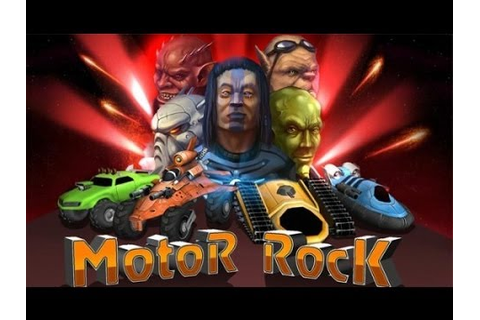 PC Game - Motor Rock (Rock 'n' Roll Racing Remake)Review ...