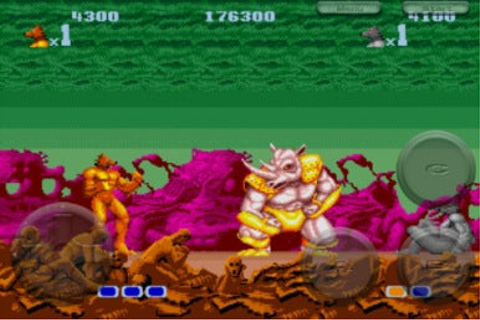 Altered Beast for iPhone | Macworld