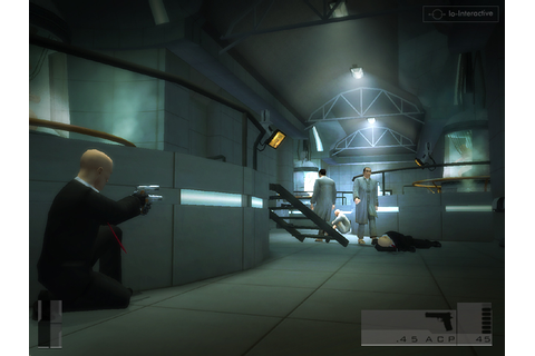 Download Hitman: Contracts Full PC Game