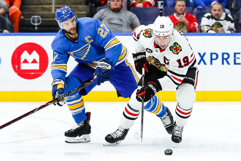 St. Louis Blues Pros And Cons From Game 10 Vs. Chicago