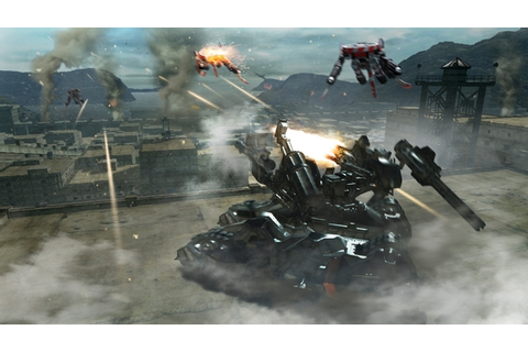 Armored Core: Verdict Day Review - IGN