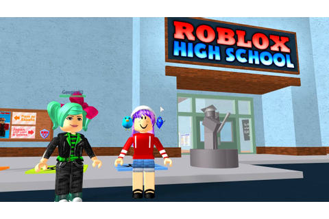 ROBLOX HIGH SCHOOL ROLEPLAY | AROUND THE WORLD | RADIOJH ...