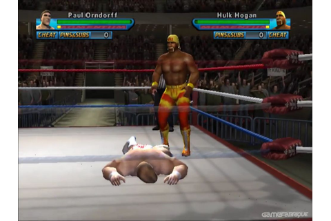Showdown: Legends Of Wrestling Download Game | GameFabrique