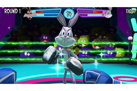 Review: Looney Tunes Galactic Sports (Sony PlayStation ...