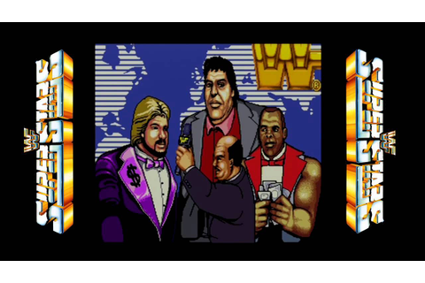 Wwf Superstars Arcade images