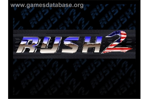 Rush 2: Extreme Racing USA - Nintendo N64 - Games Database