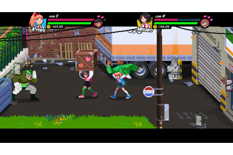 River City Girls Review – Trading Punches - Game Informer