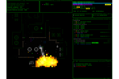 Gamasutra: Josh Ge's Blog - Cogmind Year 1 Sales and Dev ...