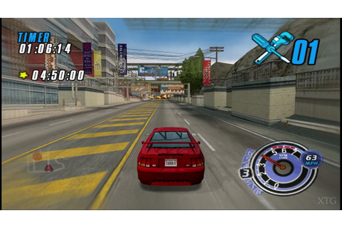 Ford vs. Chevy PS2 Gameplay HD (PCSX2) - YouTube
