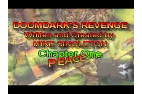DOOMDARK'S REVENGE AUDIO Dramatisation - YouTube
