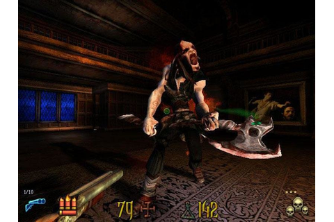 Clive Barker's Undying - PC Review and Full Download | Old ...
